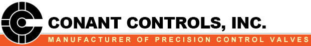 Conant Controls, Inc. - Manufacturer of Precision Control Valves